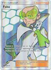 Faba - 208/214 - Ultra Rare - Full Art