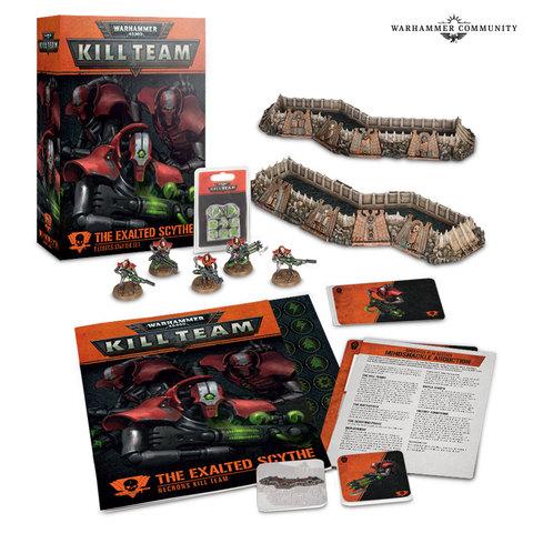 Warhammer 40k Kill Team The Exalted Scythe