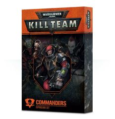 Kill Team: Commanders (Eng)