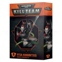 Kill Team Commander: Vysa Kharavyxis (Fre)