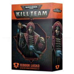 Kill Team Commander: Feodor Lasko (Eng)