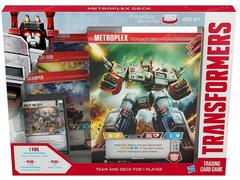 Transformers TCG: Starter Set Season 1 - Metroplex