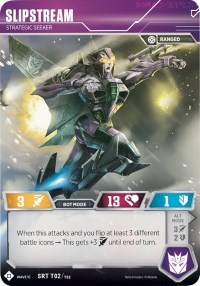 Slipstream // Strategic Seeker - 2018 SDCC Promo