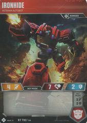Ironhide // Veteran Autobot