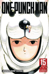 One Punch Man Gn Vol 15 (STL104687)