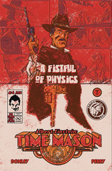 Albert Einstein: Time Mason #4 (Cover B - Donley)