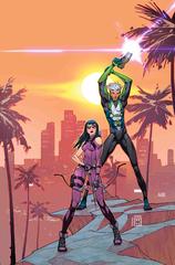 West Coast Avengers #7 (STL105768)