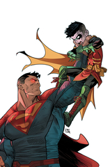 Adventures Of The Super Sons #6 (Of 12) (STL105858)