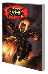 Ghost Rider Trade Paperbook Book 01 War For Heaven (Mature Readers)
