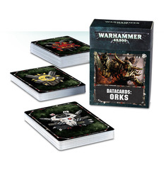 Datacards: Orks (English)
