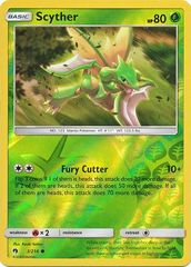 Scyther - 3/214 - Common - Reverse Holo
