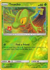 Treecko - 20/214 - Common - Reverse Holo