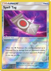 Spell Tag - 190/214 - Uncommon - Reverse Holo