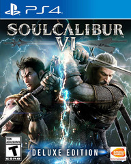 Soul Calibur VI [Deluxe Edition]