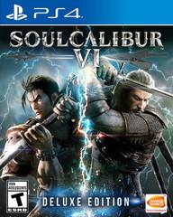 Soul Calibur VI [Deluxe Edition]