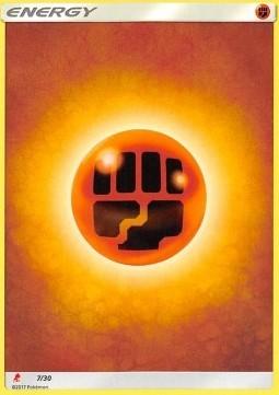 Fighting Energy - 7/30 - Common