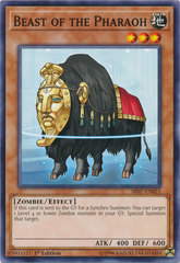 Beast of the Pharaoh - SR07-EN021 - Common - 1st Edition