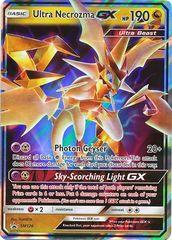 Ultra Necrozma GX - SM126 - SM Black Star Promo