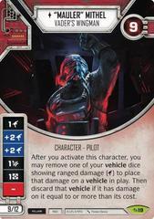 Mauler Mithel - Vader's Wingman