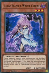 Ghost Reaper & Winter Cherries - AC18-EN022 - Ultra Rare - 1st Edition