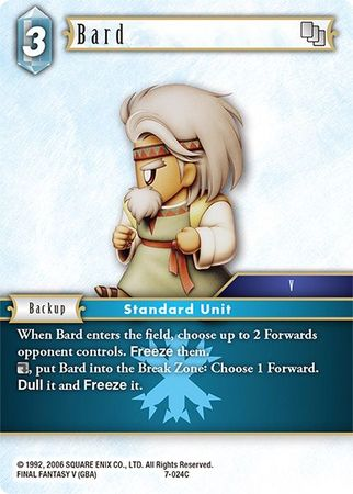 Bard - 7-024C