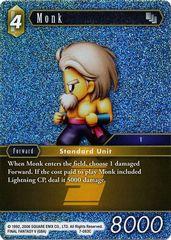Monk - 7-083C - Foil