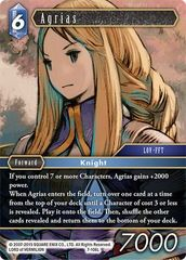 Agrias - 7-106L on Channel Fireball