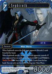 Sephiroth - 7-034L - Foil