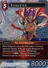 Baugauven - 7-014R - Foil on Channel Fireball