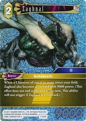 Zaghnal - 7-070R - Foil