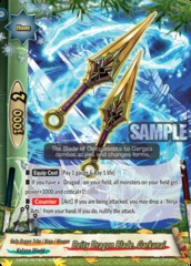 Deity Dragon Blade, Garkunai - S-BT02/0078 - Secret