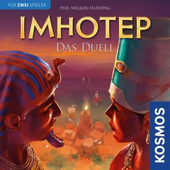 Imhotep: The Duel