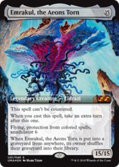 Emrakul, the Aeons Torn - Foil on Channel Fireball