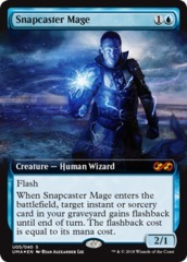Snapcaster Mage - Box Topper - Foil