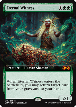Eternal Witness - Foil