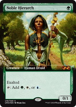 Noble Hierarch - Foil