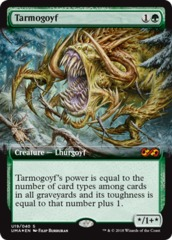 Tarmogoyf - Box Topper - Foil