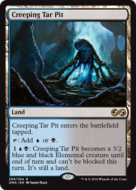 Creeping Tar Pit - Foil