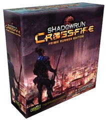 Shadowrun Crossfire - Prime Runner Edition