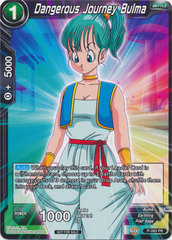 Dangerous Journey Bulma - P-083 - PR - Foil