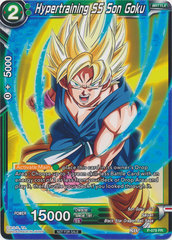 Hypertraining SS Son Goku - P-079 - PR - Foil
