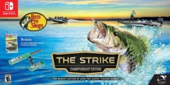 Bass Pro Shops The Strike: Championship Edition with Fishing Rod