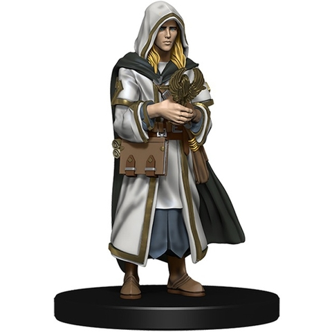 Tristain, Human Cleric