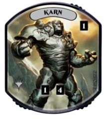 Ultra Pro - Relic Tokens: Lineage Collection - Karn