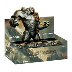 Ultra Pro Magic The Gathering: Relic Tokens - Lineage Collection Display (24 packs)