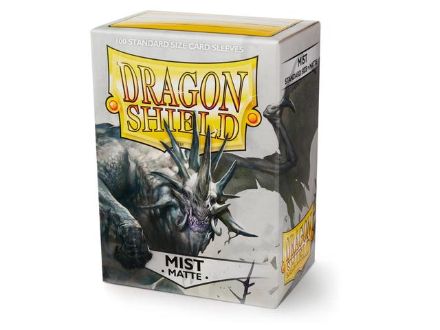 Dragon Shield Box of 100 in Matte Mist