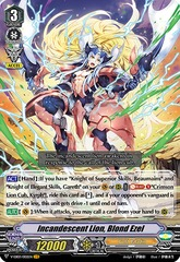 Incandescent Lion, Blond Ezel - V-EB03/002 - VR on Channel Fireball