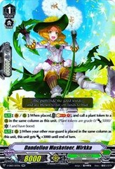 Dandelion Musketeer, Mirkka - V-EB03/017 - RR on Channel Fireball