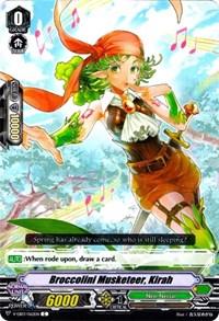 Broccolini Musketeer, Kirah - V-EB03/062 - C