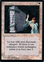 Animate Wall - French